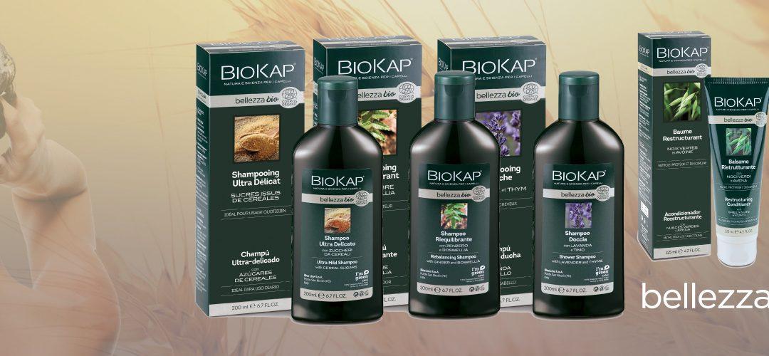 Bellezza Bio : la nouvelle gamme certifiée Ecocert